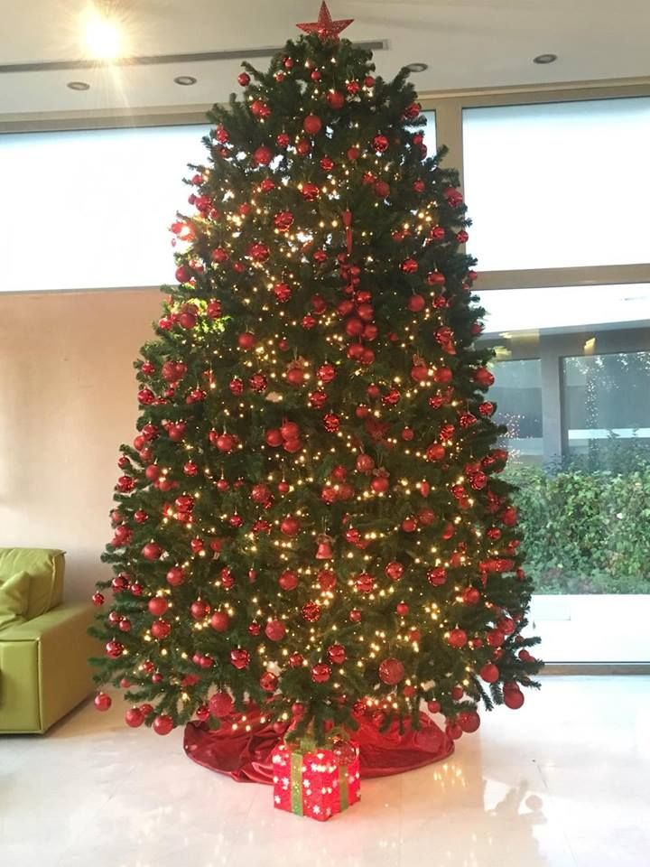 We love Christmas at Civitel Olympic hotel!