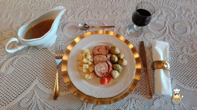 Carne en rollo - Vuelta y Vuelta