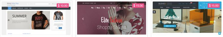 We have got very clean, creative and elegant template for the ecommerce store or your online shop.