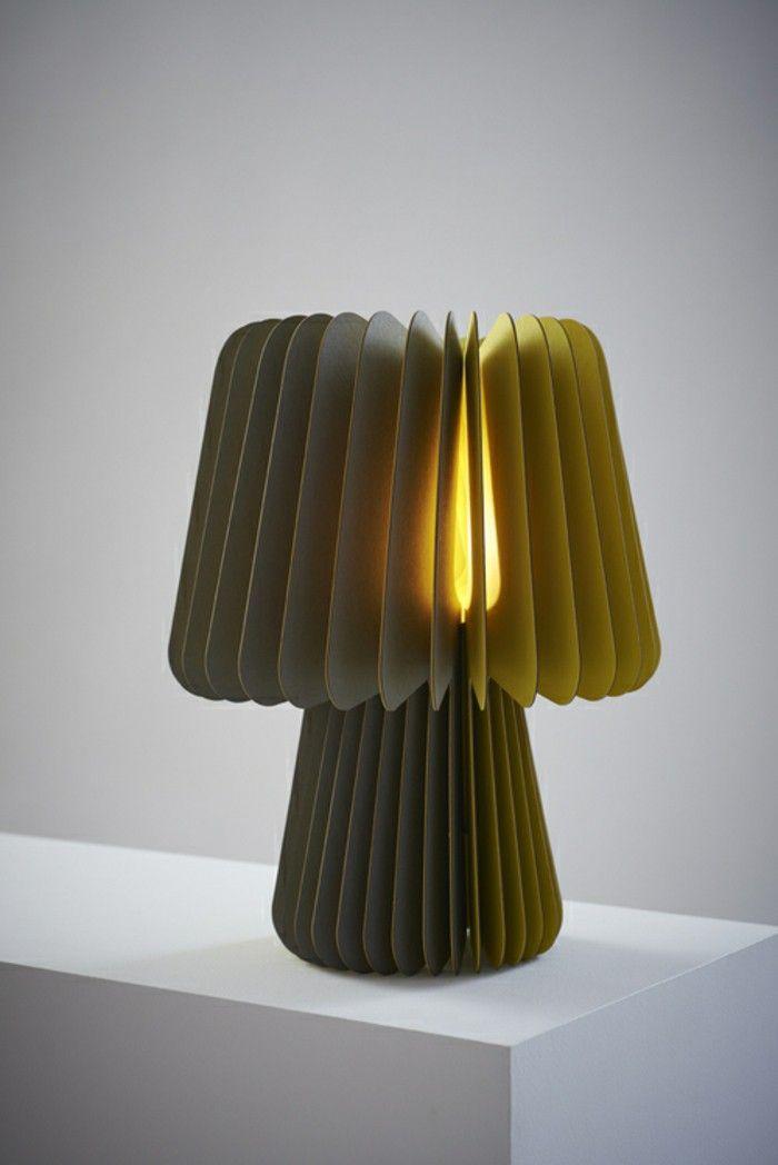 Designer light grey industrial yellow
