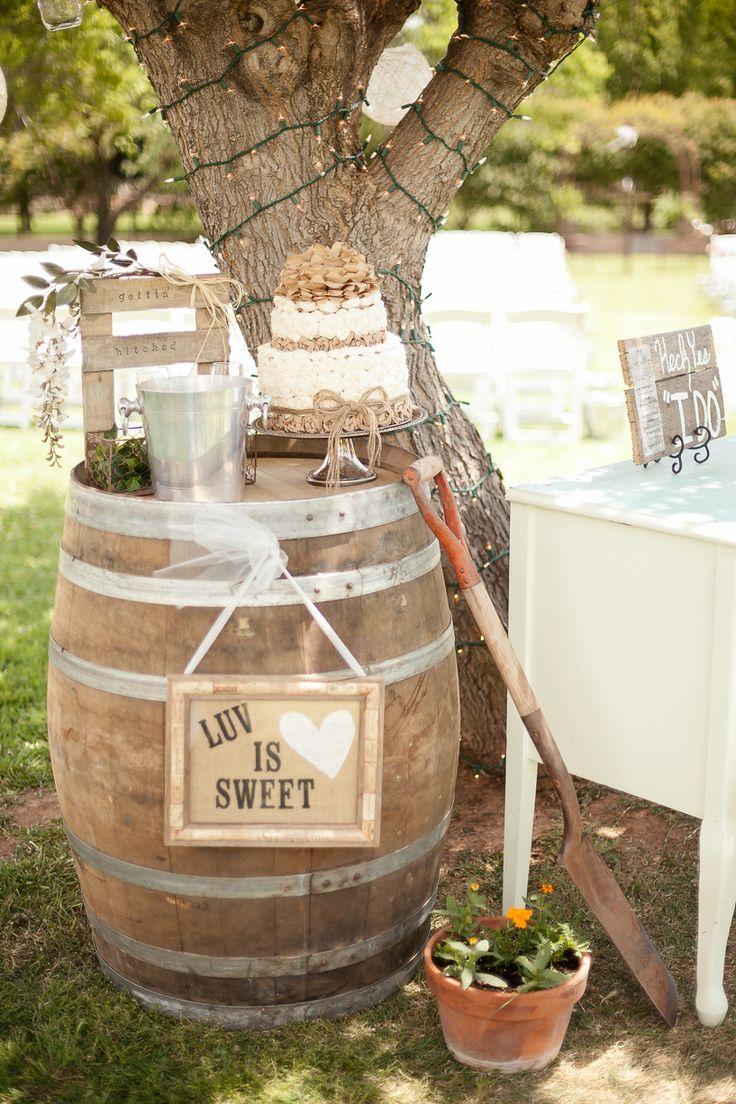 Wine Barrel Wedding Our Wedding 5 18 13 Pinterest