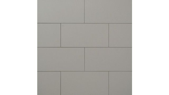 Nichiha Architectural Large Block Gray Provides A Clean