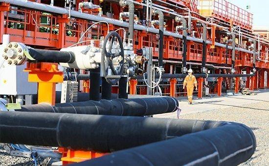 Казахстан начал экспорт нефти со своего крупнейшего месторождения - РБК