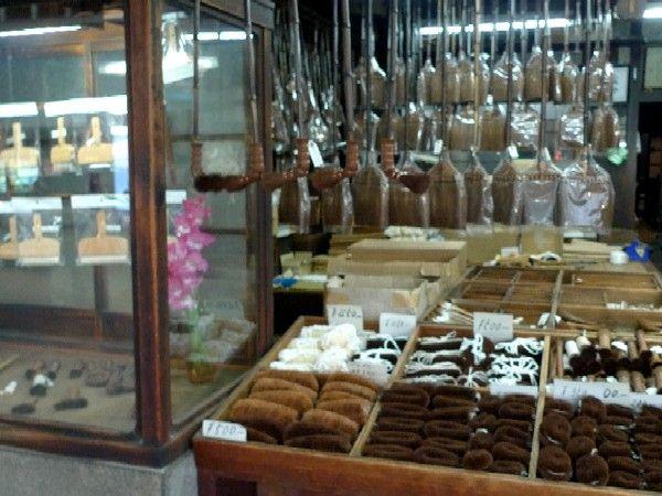 Naito Broom Shop Kyoto Hand made brooms scince 1800s
