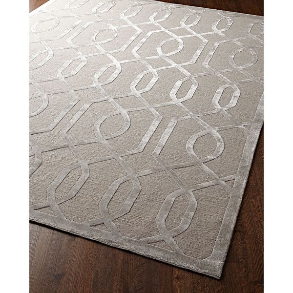 Exquisite Rugs Eddy Ray Rug (2,898,580 KRW) ❤ liked on Polyvore featuring home, rugs, taupe, flat weave rug, hand knotted area rugs, hand knotted rugs, flatwoven rug ve flat woven rugs