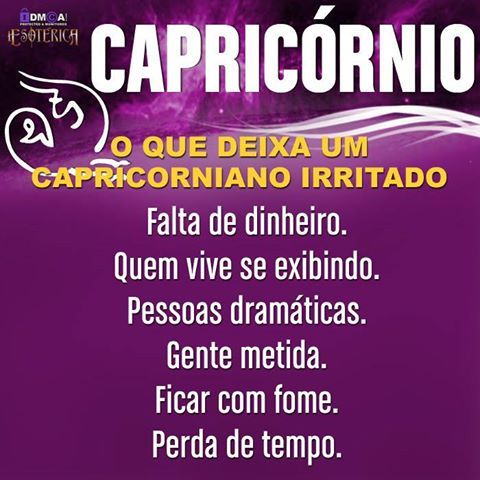 me descreveu todinha! #capricórnio