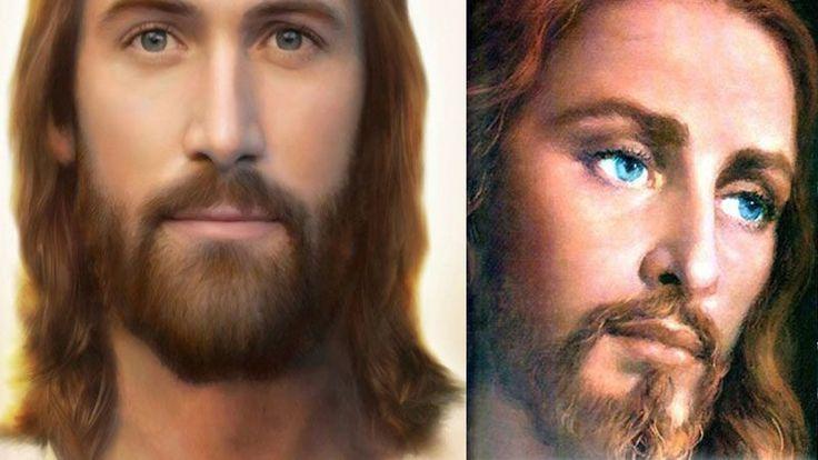 Какого цвета волосы Иисуса? Темные или белые? Какой цвет его кожи и глаз? Почему люди видят разного Иисуса?