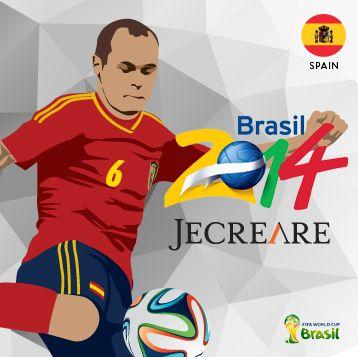 #worldcup #brazil #fifa #football #fifa2014 #brazil2014 #soccer #brasil2014 #france #fifaworldcup #Jecreare #Worldcupjecreare #Countingdown#excited #Worldcup2014 #championsleague #FIFA #legit #winning #football #brazil #goalmachine #Jecreareforworldcup #Jecreare #laliga #worldcup #jakarta #soccerheroes #soccerfans #worldcupforlife #instafootball #instaworldcup #worldcup2014 #footballplayers #webgram #instacool #instagoal #instalife #samba #spain