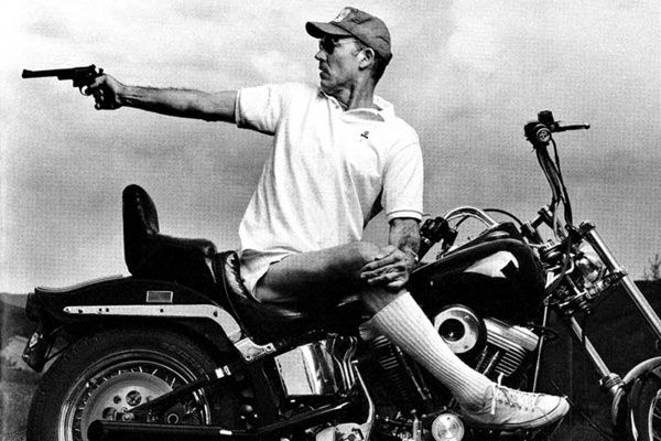 The Five Most Gonzo Stories About Hunter S. Thompson - Nerve
