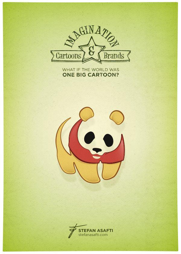 If Cartoon Characters Were Brand Ambassadors…
