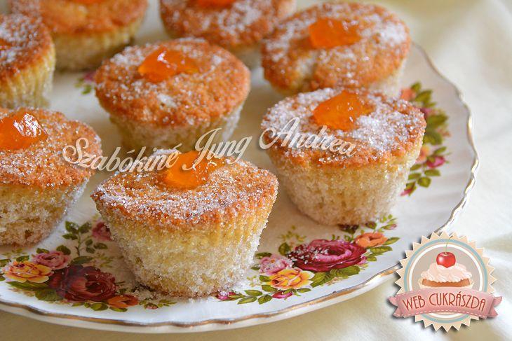 Fánk muffin