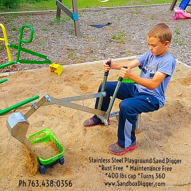 13 Best Ride On Snow-Sand Digger From Higley Welding