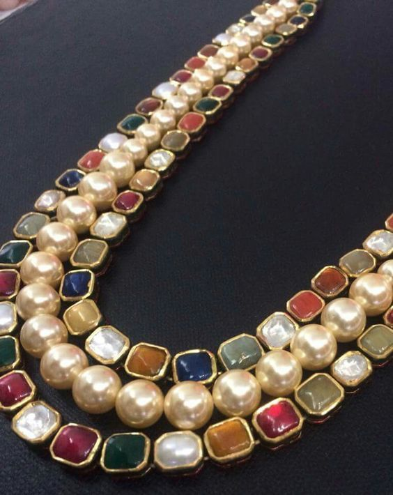 rajasthani hasli necklace - Google Search