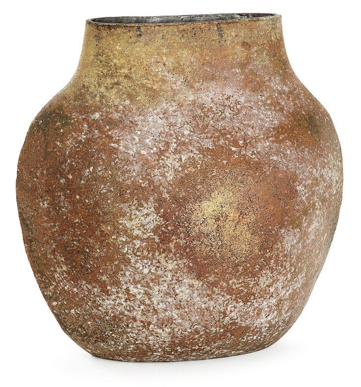 claire-debril-nee-en-1927-vase-sculpture-en-terre-chamottee