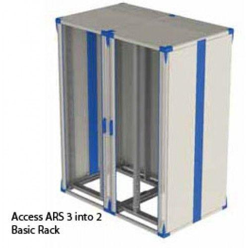 ARS 3 into 2 Basic Rack 42U x 1600W x 1200D Black £1217.29