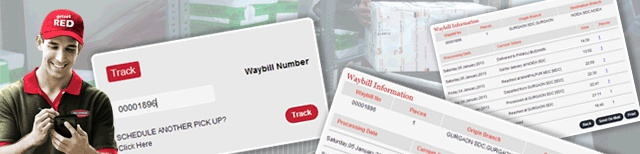 You can now track the Realtime status of your Parcel. Log onto www.getsetred.net/tracking and enter your waybill no.