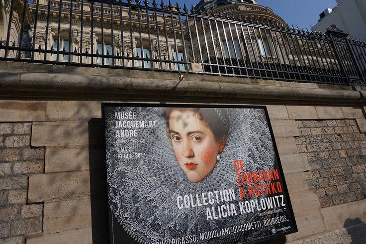 Cartel de la expo colecci n alicia koplowitz en el museo jacquemart andre pa - Jacquemart andre expo ...