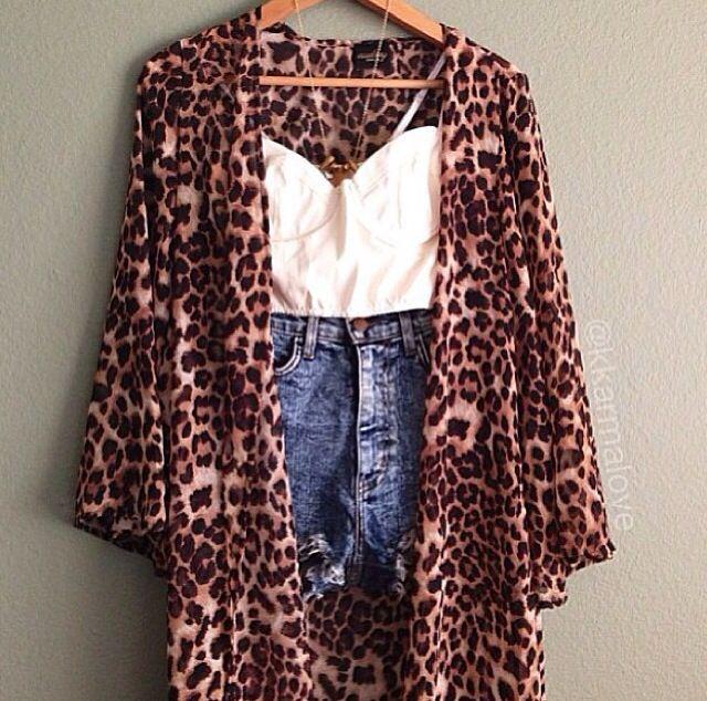 7 best Leopard kimono images on Pinterest | Cardigans, Kimono ...