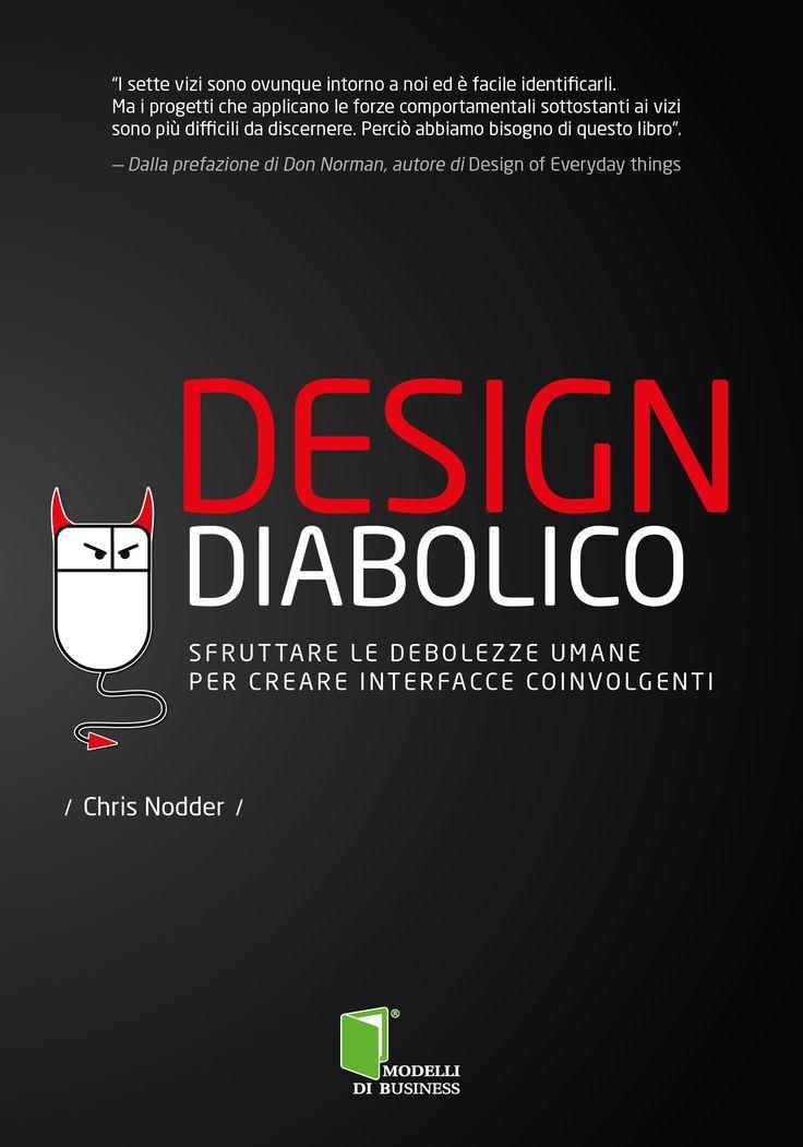 """Chris Nodder è un grande! Di lui dice Jakob Nielsen: """"meglio leggere questo libro prima che il prossimo riesca ad imbrogliarti... il tuo sito farà un sacco di soldi seguendo le linee guida di questo libro. PS: se non sai chi è Jakob Nielsen non lo leggere. Paga un professionista per farti il tuo sito!"""