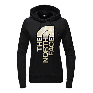 The North Face Women's Holiday Trivert Hoodie Sweatshirt Pullover