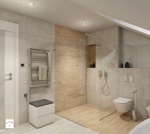 Łazienka styl Nowoczesny - zdjęcie od Manufaktura Projektów