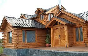 Resultado de imagen para construccion de cabañas de troncos
