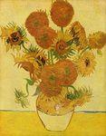 I Girasoli, quadro di Van Gogh dipinto nel 1888. Fa parte di una serie di opere con lo stesso soggetto.