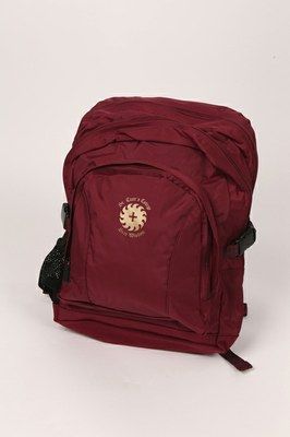 St. Clare's College School Bag