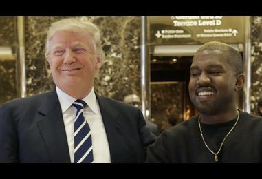 John Legend: Kanye West and Donald Trump meeting 'a publicity stunt' - BBC News