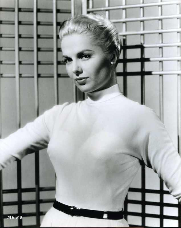Martha hyer starlet escort think