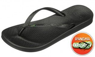 Ipanema Beach Black Flip Flop The range of colours is cool and perfect for summer and the thin strap has a small sparkly Brazilian flag on it. Youll want every colour of this versatile classic to match every outfit. A classic http://www.comparestoreprices.co.uk/womens-shoes/ipanema-beach-black-flip-flop.asp