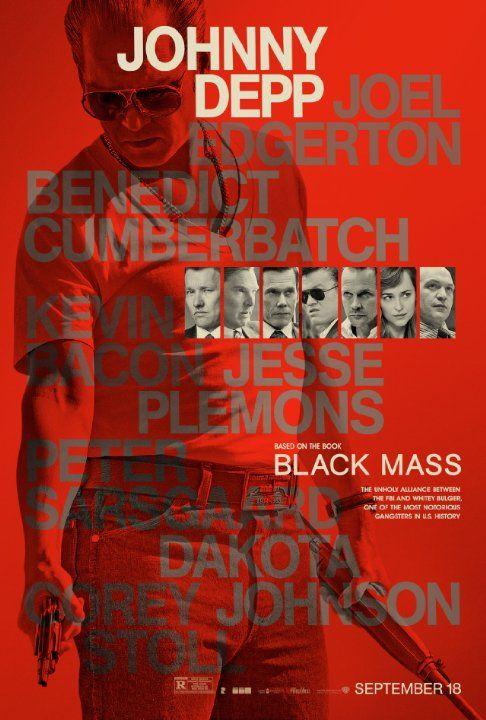 ブラック・スキャンダル /// Black Mass /// 2015