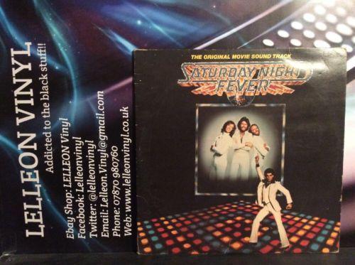 Saturday Night Fever OST LP Vinyl Pop Film 70's Bee Gees 2658123 John Travolta Music:Records:Albums/ LPs:Soundtracks/ Themes:Film