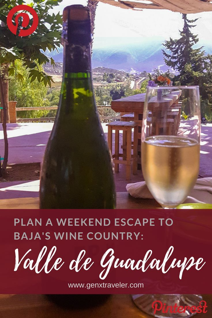 A Weekend In Valle De Guadalupe Baja S Wine And Food Trail Gen X Traveler Budget Friendly Travel Weekend Escape Road Trip Photography