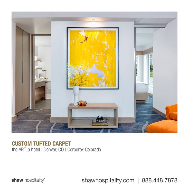 Design Portfolio Of Shaw Hospitality