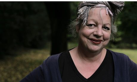 British Comedian, Jo Brand; this woman is Hilarious and Fabulous!