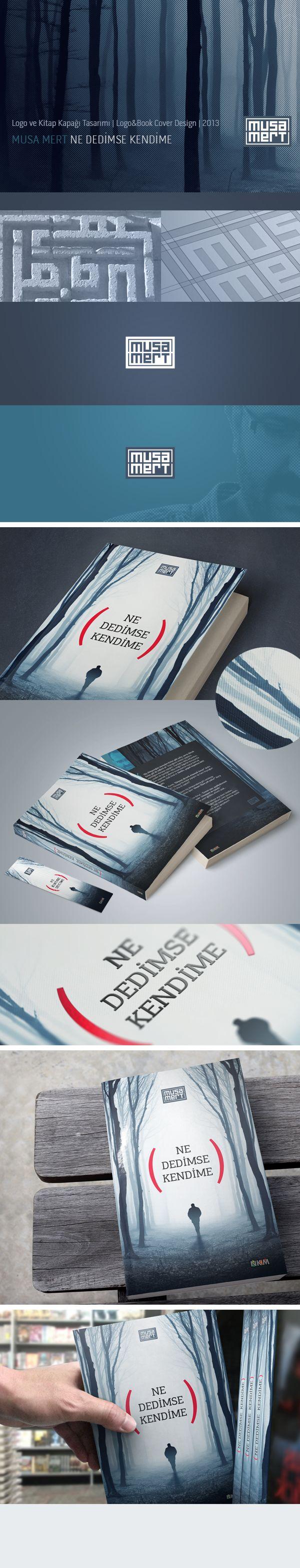 Musa Mert   Logo ve Kitap Kapağı   Logo&Book Cover on Behance