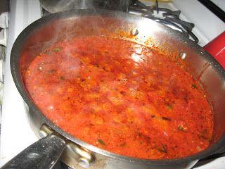 Authentic Sicilian Marinara Sauce | Garlic Girl