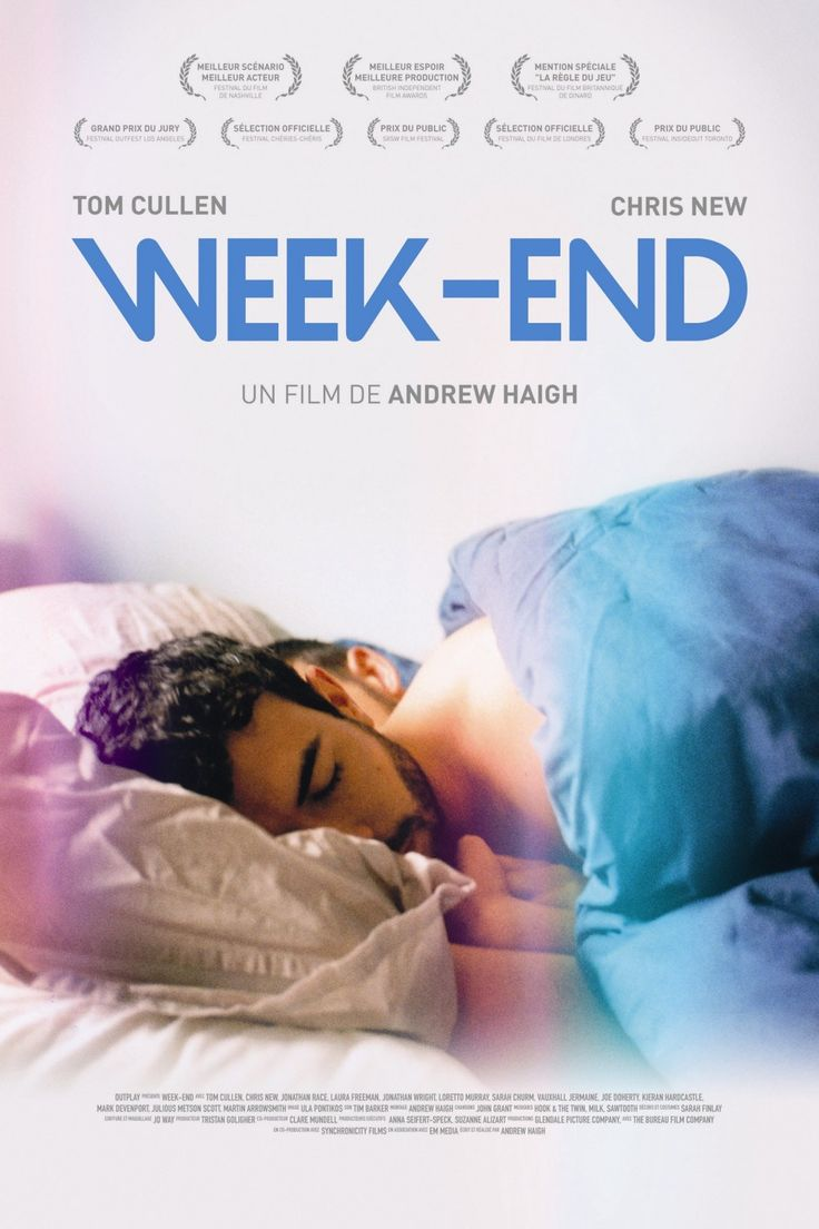 Return to the main poster page for Weekend