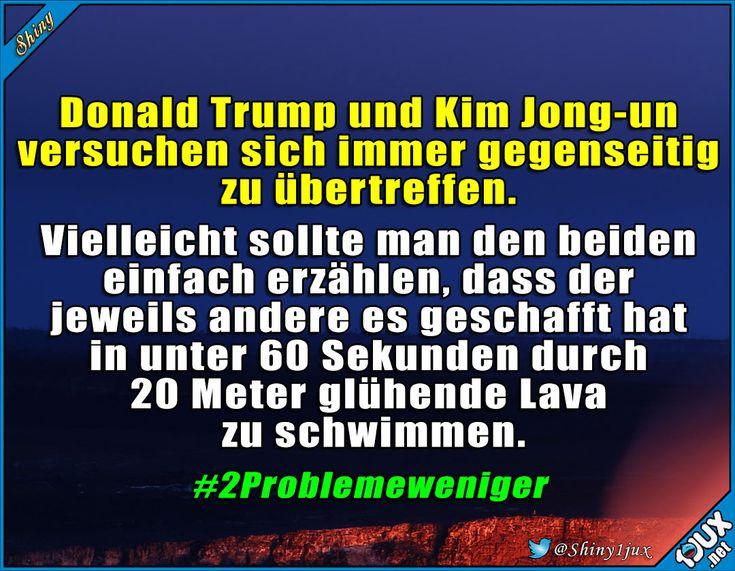 Zack, Problem gelöst :P #Politik #schwarzerHumor #nurSpaß #Humor #lustiges – Shiny 1jux