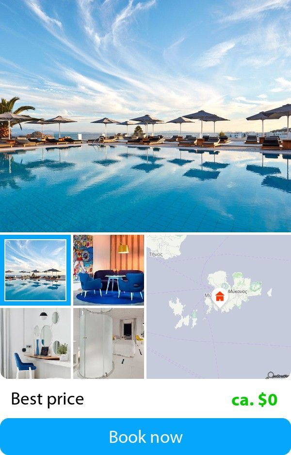 Myconian Ambassador Hotel & Thalasso Spa Center (Platys Gialos, Greece) – Book this hotel at the cheapest price on sefibo.