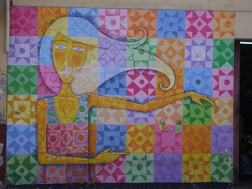 Mural, La serena