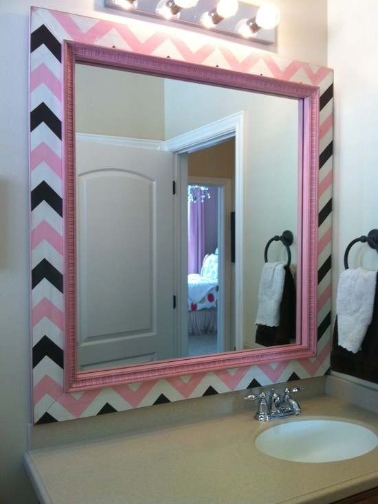 bathroom pink and brown design pictures remodel decor and ideas - Pink Brown Bathroom Decorating Ideas
