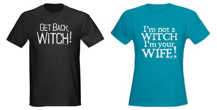 Fun shirts for a married couple :)