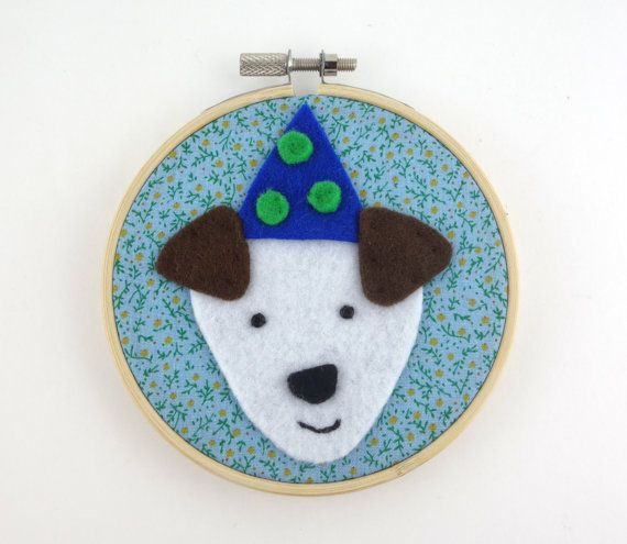 It's a Dog's Life by Jane on Etsy