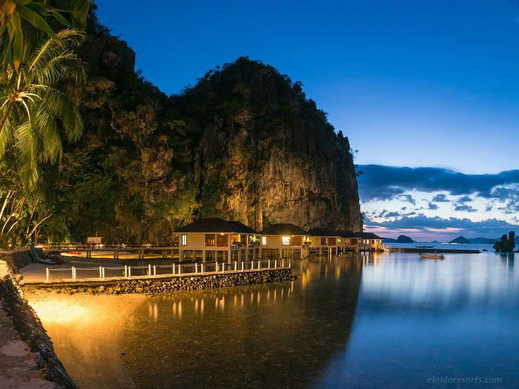El nido hotels and legend island resort best place to visit in filippine