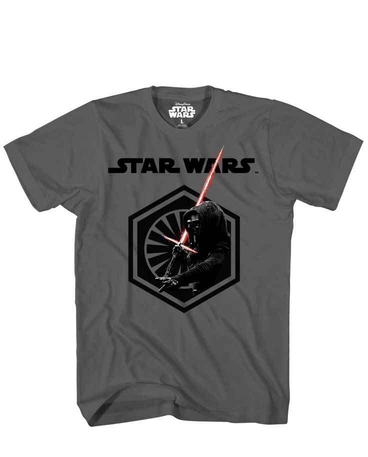 Star Wars The Force Awakens: New Order Logo Youth T-Shirt
