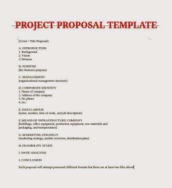 The 25+ best ideas about Marketing Strategy Sample on Pinterest - cost proposal template