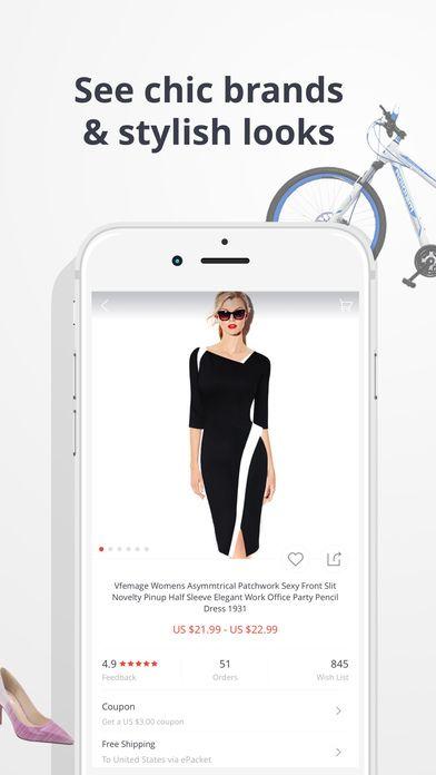 AliExpress Shopping App by Alibaba