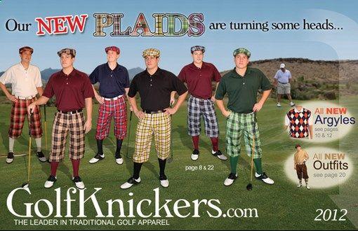 Golf Knickers - knickers2-2
